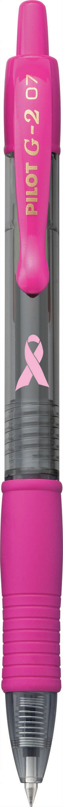 PILOT CORPORATION OF AMERICA PEN BREAST CANCER AWARENESS