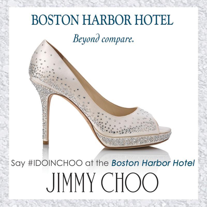 BOSTON HARBOR HOTEL JIMMY CHOO