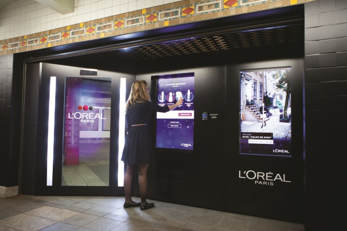 L'OREAL PARIS INTELLIGENT COLOR EXPERIENCE