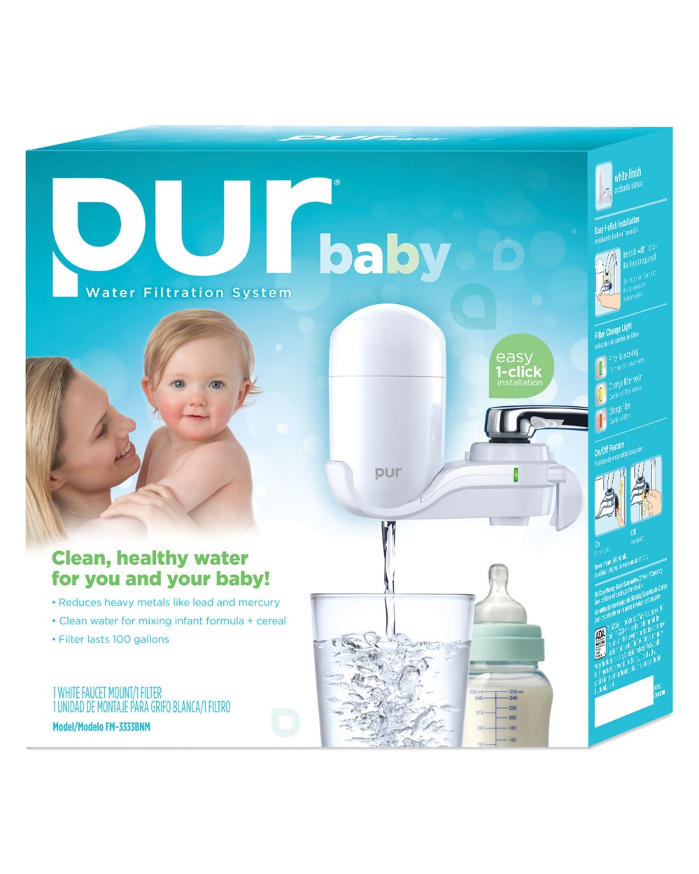 PUR BABY WATER FILTRATION SYSTEM