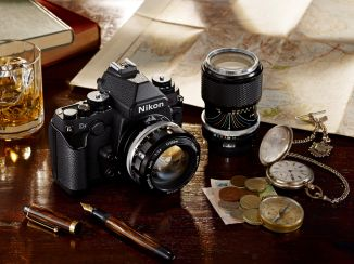 Nikon Releases New Df Digital SLR Camera