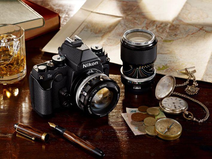 Nikon Releases New Df Digital SLR Camera