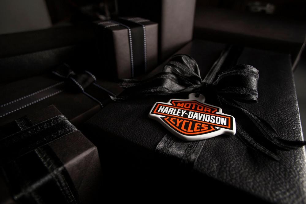 HARLEY-DAVIDSON MOTOR COMPANY GIFT BOX