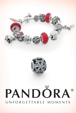 PANDORA JEWELRY BLACK FRIDAY CHARM