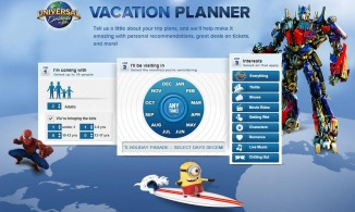 UNIVERSAL ORLANDO RESORT VACATION PLANNER