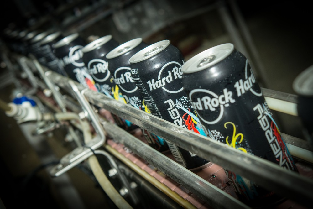 SEMINOLE TRIBE OF FLORIDA, INC. HARD ROCK ENERGY DRINKS