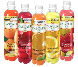 UNIQUE BEVERAGE COMPANY, LLC CASCADE ICE
