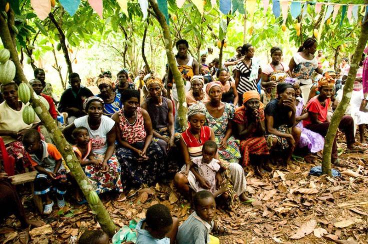 MARS CHOCOLATE WOMEN COCOA FARMERS