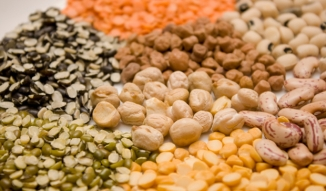 Different Indian Pulses/Lentils