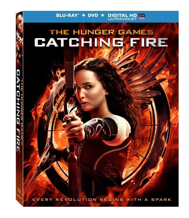 LIONSGATE HUNGER GAMES DVD