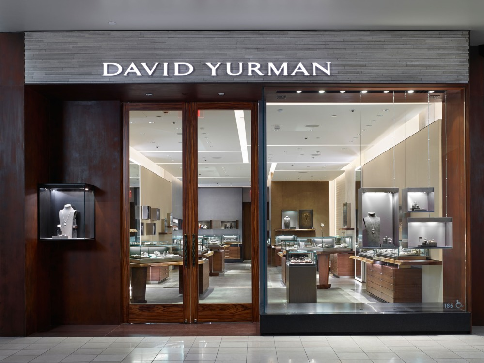 DAVID YURMAN, INC. TOPANGA BOUTIQUE