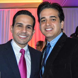 Luis and Oscar