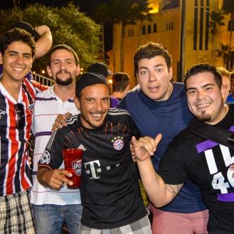 Brazilian Fans in da House!!!!!