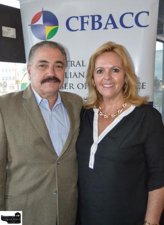 Celestino and Lucia DeCicco
