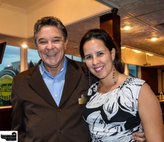 Trustee and Piquet Realty Representative Luiz Piquet and Taina Piquet