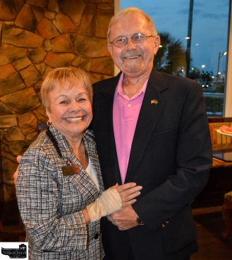 CFBACC President Amy Litter and her Husband Jim Clark