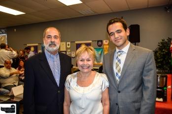 Aloysio Vasconcelos, Amy Litter, Council Fernando Arruda