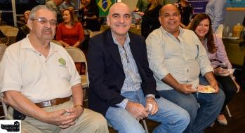 Pastor Jonatha, Eraldo Manes, Paulo Correa