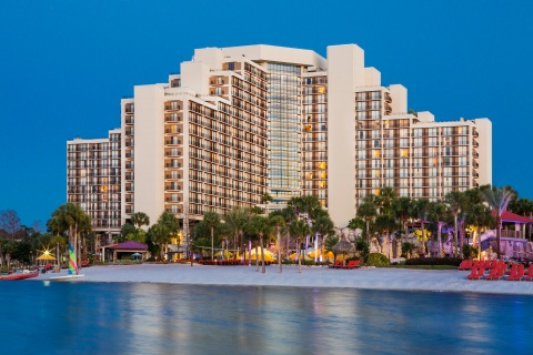 Signature Exterior Hyatt Regency Grand Cypress 2014 SMALL