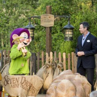 Walt Disney World Seven Dwarfs