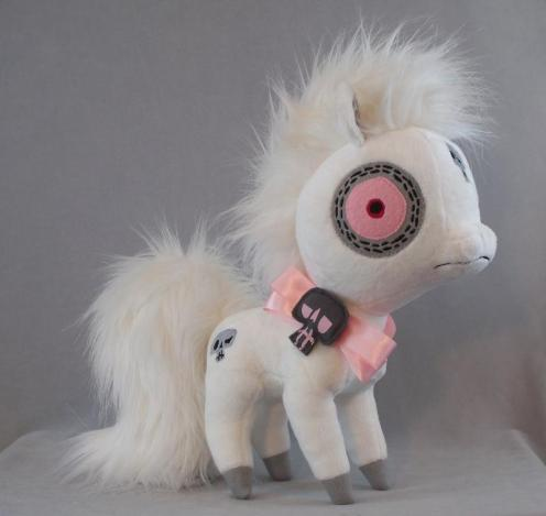 Gloomvanian Ghost Pony