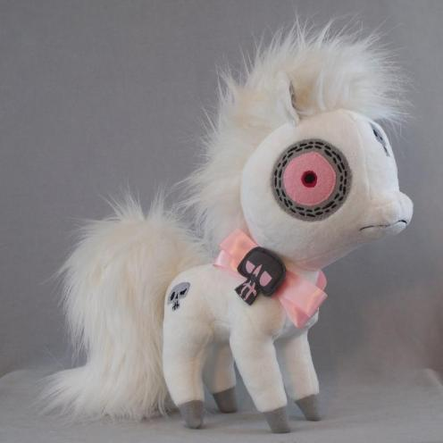 Gloomvanian Ghost Pony