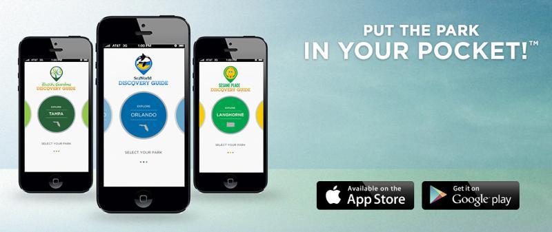 SeaWorld Entertainment Inc Mobile App