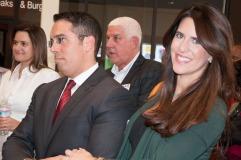 Alejandro and Mina Pezzini