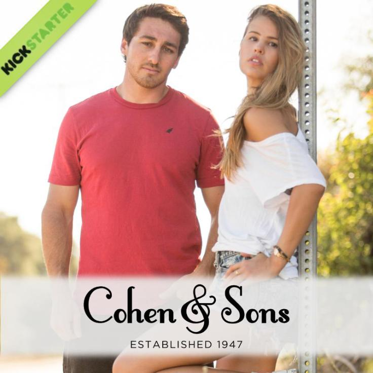 Cohen and Sons Apparel - fashion
