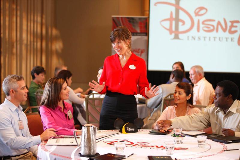 Disney Institute 2014 Classroom