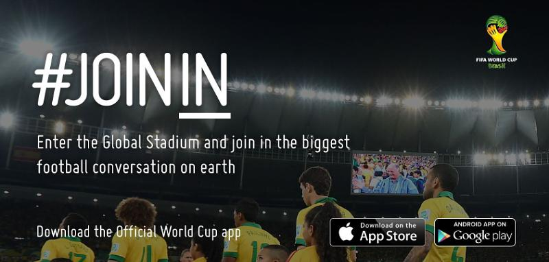 The official FIFA World Cup™ app