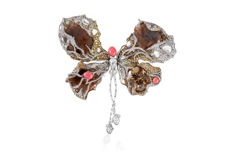 CINDY CHAO The Art Jewel Ballerina Butterfly