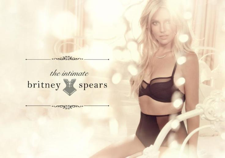 THE INTIMATE BRITNEY SPEARS - NEW CLOTHING LINE