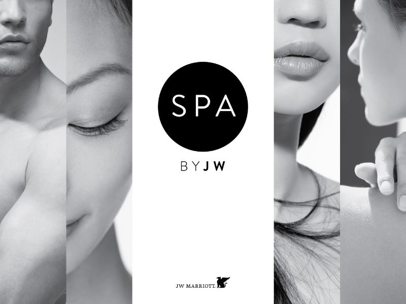 JW Marriott Launches Spa by JW