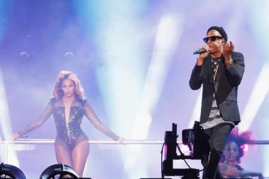 Live Nation Entertainment ON THE RUN TOUR