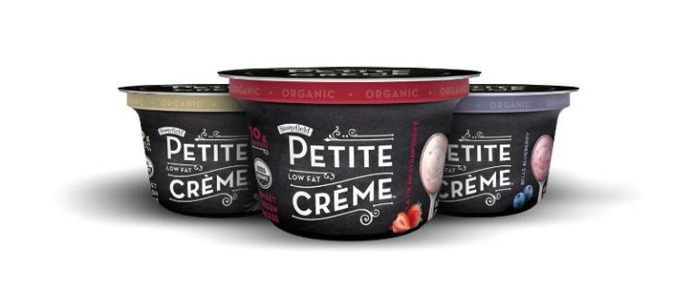 Stonyfield Petite Creme