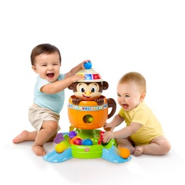 Laughter Is a Serious Matter – Bright Starts™ Introduces the Baby Laugh Index