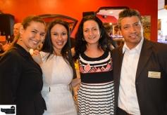 Gloria Puerto, Lilian McDonald, Sami Hainman-Marrero, Mr. Osorio