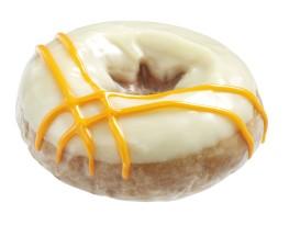 Krispy Kreme Carrot Cake Doughnut