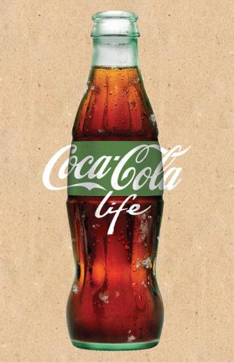 Coca-Cola Life Bottle