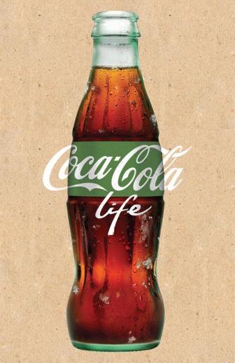 Coca-Cola Life Bottle