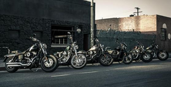 Harley-Davidson Custom Cruiser