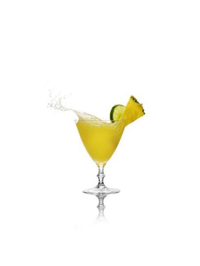 CIROC Ultra Premium Vodka La Pina Cocktail