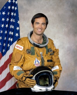 NASA Astronaut Robert Crippen - NASA