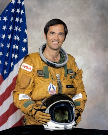 NASA Astronaut Robert Crippen - NASA