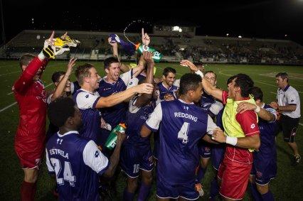 Wilmington Hammerheads vs Orlando City Soccer - 3rd September 2014 (Photographer: Nigel G Worrall)