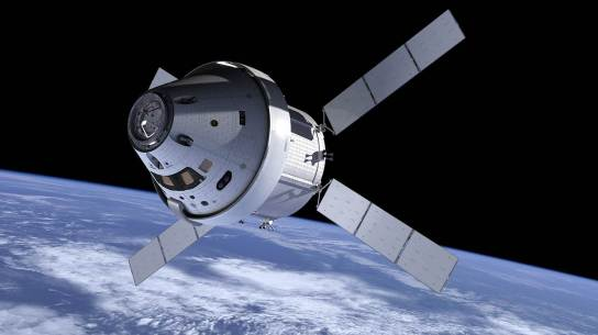 Orion Spacecraft - NASA