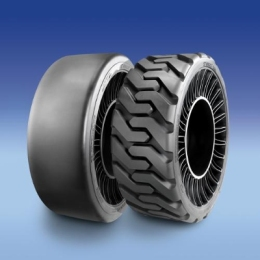 MICHELIN TWEEL TECHNOLOGIES EXPANDS LINE UP OF SKID STEER AIRLESSRADIALS