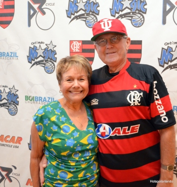 CFBACC Board Advisor Amy Litter and Jim Clark her husband