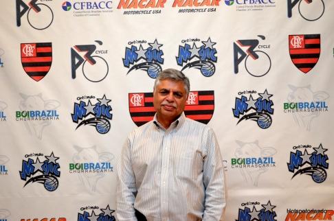 VP Moroccan Business Aliance Khalid Muneer